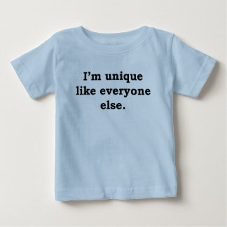 More Zen Anything Sayings - Unique Baby T-Shirt