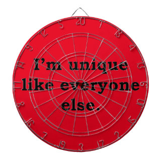 More Zen Anything Sayings - Unique Dartboard