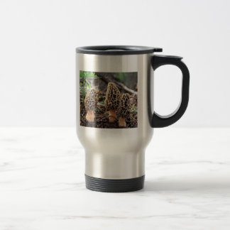 Morel Mushroom To Go Coffee Mug
