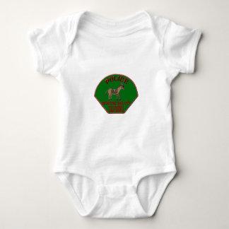 Moreno Valley Police Baby Bodysuit