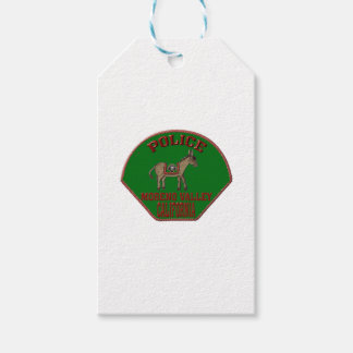 Moreno Valley Police Gift Tags