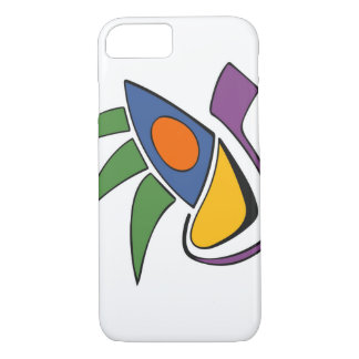 Morfico Semplice Due iPhone case