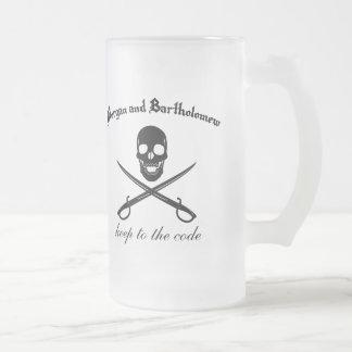 Morgan & Bartholomew mug black