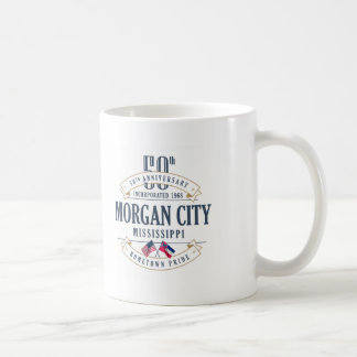 Morgan City, Mississippi 50th Anniversary Mug