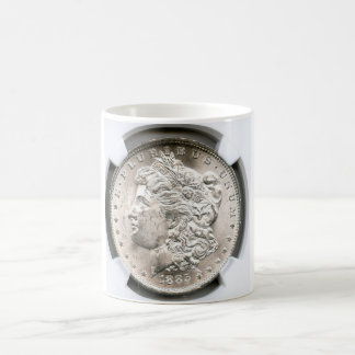 Morgan Dollar Mug