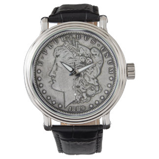 Morgan Dollar Watch