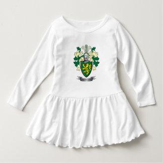 Morgan Family Crest Coat of Arms Dress
