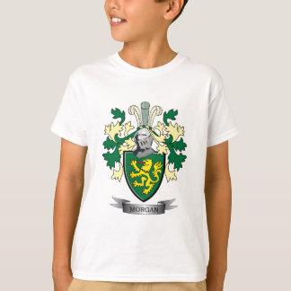 Morgan Family Crest Coat of Arms T-Shirt