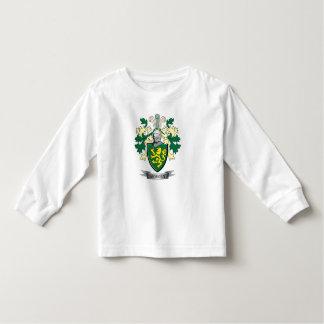 Morgan Family Crest Coat of Arms Toddler T-shirt