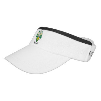 Morgan Family Crest Coat of Arms Visor