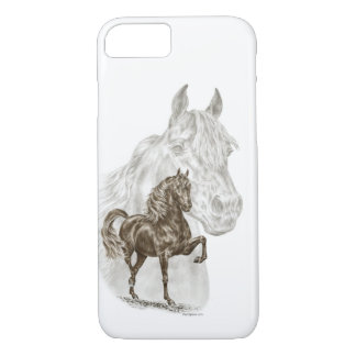 Morgan Horse Art iPhone 8/7 Case