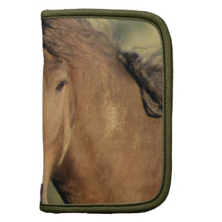 Morgan Horse Wallet Folio Planners