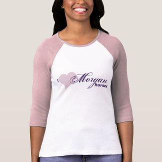 Morgan horses T-Shirt