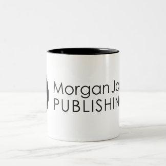 Morgan James 15oz Two-Tone Mug
