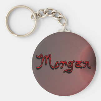 Morgan Keychain