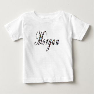 Morgan Name Logo, Baby T-Shirt