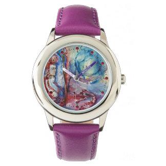 MORGANA Magic And Mystery Pink Blue Fantasy Watch