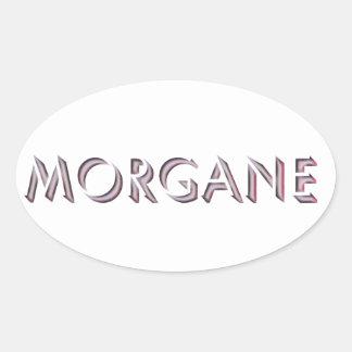 Morgane sticker