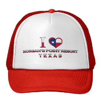 Morgan's Point Resort, Texas Hat