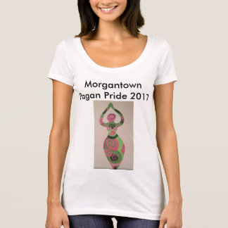 Morgantown Pagan Pride 2017 Womens T-Shirt
