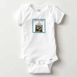 MORIARTY BABY ONESIE