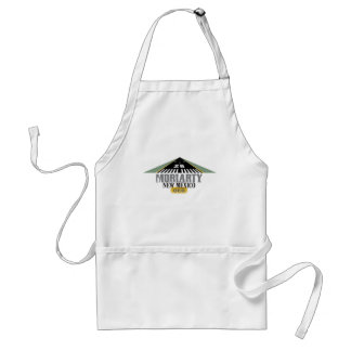 Moriarty New Mexico - Airport Runway Standard Apron