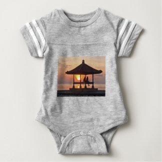 Moring in Bali Island Baby Bodysuit