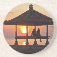 Moring in Bali Island