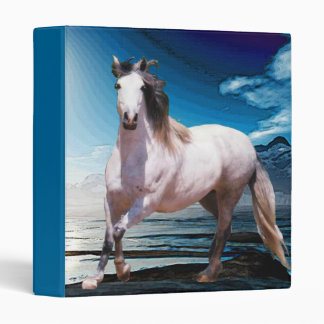 "MORISCO IN MOONLIGHT 1"" Ring Binder"