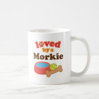 Morkie Dog Owner Gift Coffee Mug