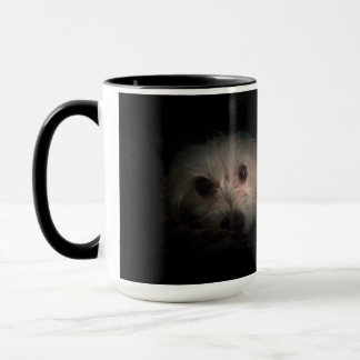 Morkie Dog Puppy Cute Rescue Cup Mug
