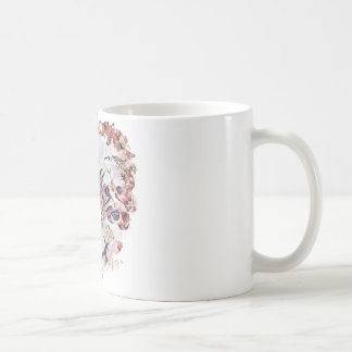 Morkie heart shaped designed mug