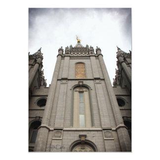 mormon lds salt lake city ut temple invitation