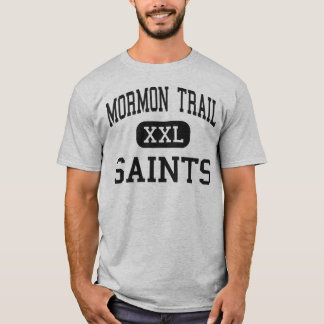 Mormon Trail - Saints - Community - Garden Grove T-Shirt
