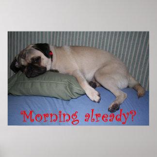 Morning Already? Poster
