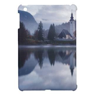 Morning at Lake Bohinj in Slovenia iPad Mini Case