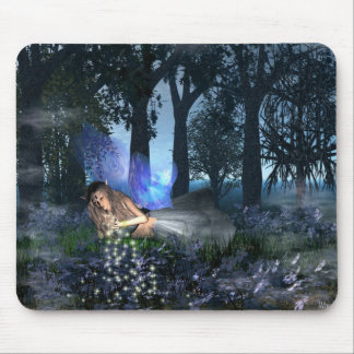 Morning Blessings Fairy Mouse Pad