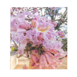 Morning Blooms Notepad