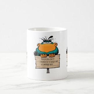 Morning Coffee Bludgerigar Coffee Mug