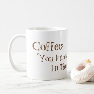 Morning Coffee! Coffee Mug