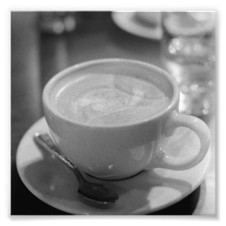 Morning Coffee (Print) Photo Print