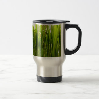 Morning dew travel mug