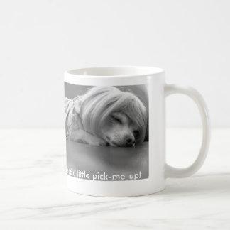 morning diva coffee mug