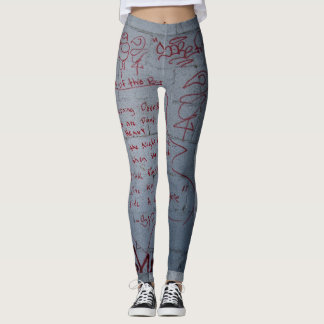 Morning Doves Leggings