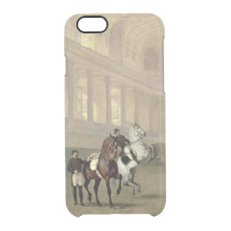 Morning Exercise in the Hofreitschule Clear iPhone 6/6S Case