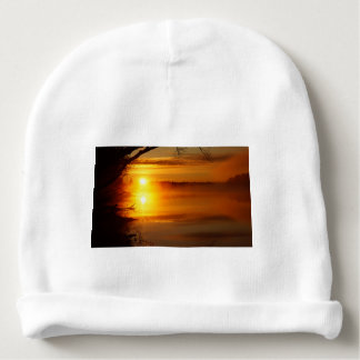 Morning Fire Baby Beanie