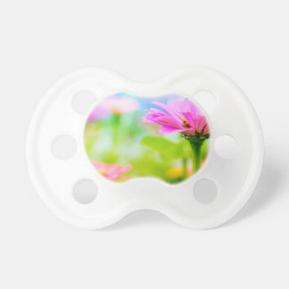 Morning flowers pacifier