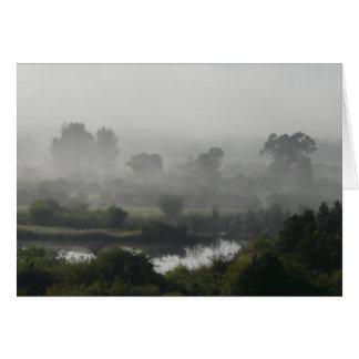 Morning Fog Card