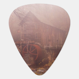 Morning Fog Guitar Pick