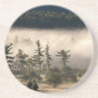 Morning Fog in the Adirondacks Coaster
